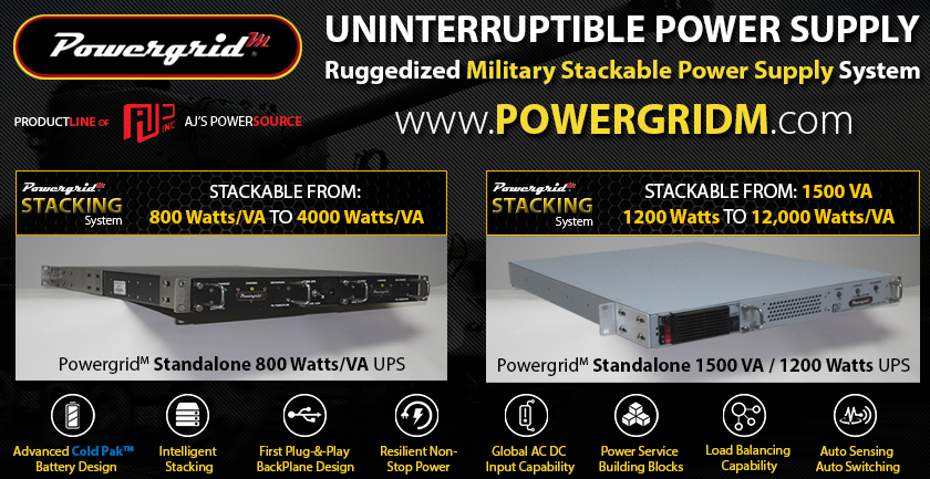 Ruggedized UPS – Rugged UPS