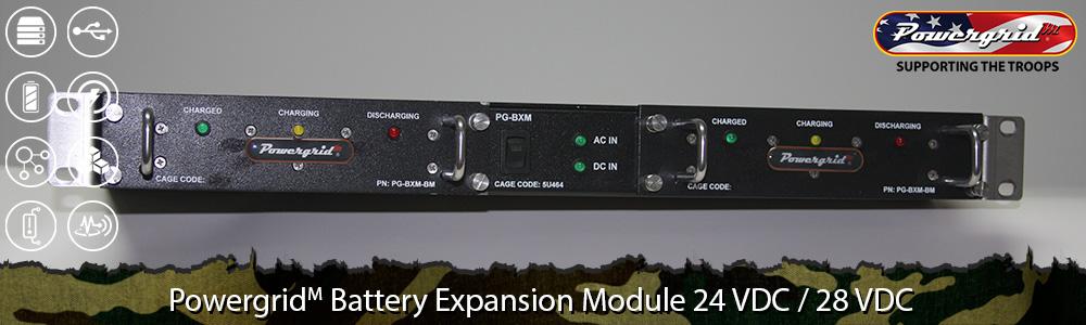 Military Battery Backup System | Battery Backup UPS