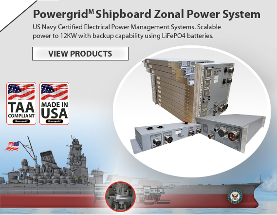 Shipboard Zonal Electrical Power Management System | S9310-AQ-SAF-010, Electric Ship, Integrated Shipboard Power, Integrated Power System, ajps, AJS POWER SOURCE